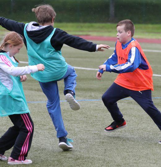 Fußball-AG<br />4. Klasse