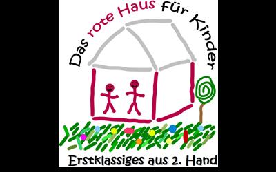 Das rote Haus für Kinder